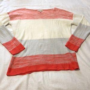 Calvin Klein Color Block Sweater S